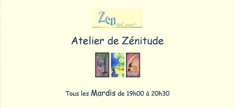 Atelier de Zénitude